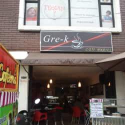 Gre-k café Exprés en Bogotá