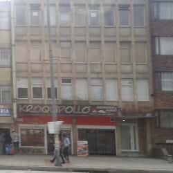 Kroquipollo en Bogotá