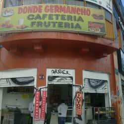 Donde Germancho en Bogotá