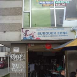 Burguer Zone en Bogotá