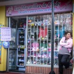 Las Maravillas De Cindy en Bogotá