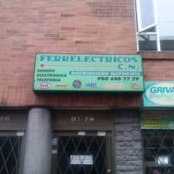 Ferrlectricos C.N. en Bogotá