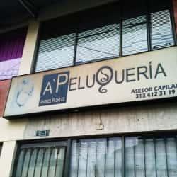 A' Peluquería Andrés Pacheco en Bogotá