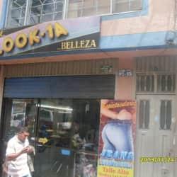 Look 1A en Bogotá