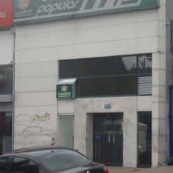 Banco Popular Centro Administrativo Distrital en Bogotá