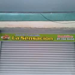 Frutería y Heladería La Sensación  en Bogotá