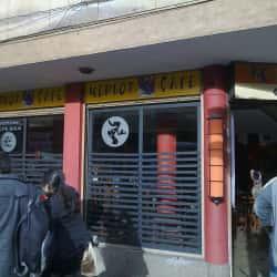 Merlot Café en Bogotá