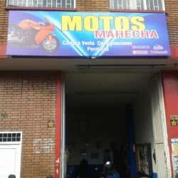 Motos Mahecha en Bogotá