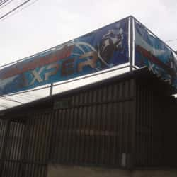 Motolavado Axper en Bogotá