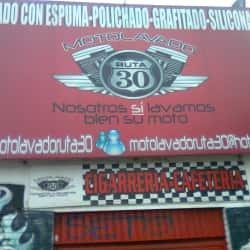 Motolavado De La 30 en Bogotá