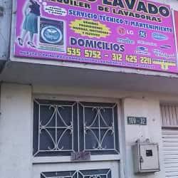 Mundo Lavado en Bogotá