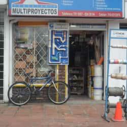 Ferretería Multiproyectos  en Bogotá