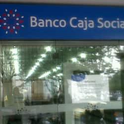 Banco Caja Social BCSC Av. Chile en Bogotá