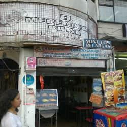 El Merendero Paisa en Bogotá