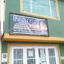 Fábrica de Extintores Fabext en Bogotá