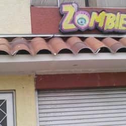 Zombie en Bogotá