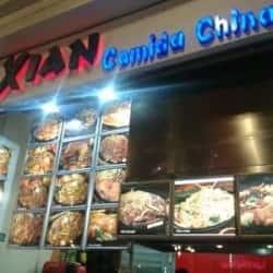 Xian Centro Comercial Gran Estación en Bogotá