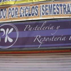 Pastelería y Repostería Fina en Bogotá