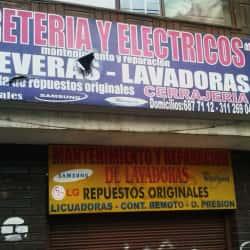 Ferretería y Eléctricos HER en Bogotá