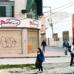 Milano Café & Pastelería en Bogotá