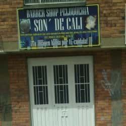 Peluquería Baber shop Son' de Cali en Bogotá