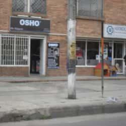 Peluquería Osho en Bogotá