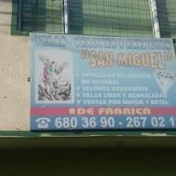 Velas Velones y Esencias San Miguel en Bogotá