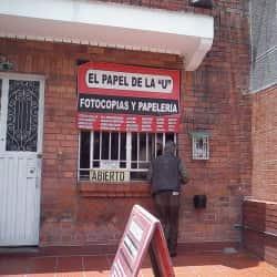 El Papel De La U en Bogotá