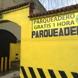Parqueadero Carrera 26 en Bogotá