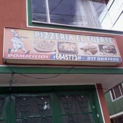 Pizzería el Fuerte en Bogotá