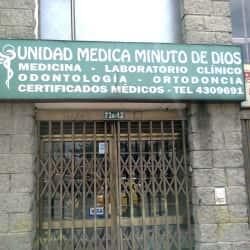 Unidad Médica Minuto de Dios en Bogotá