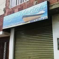 Restaurante Pescadería Playas Marinas  en Bogotá