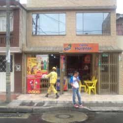 Tienda Huilense en Bogotá