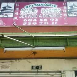 Restaurante Chino Daniel en Bogotá