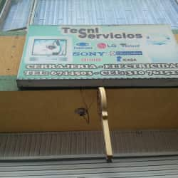 Tecni Servicios en Bogotá