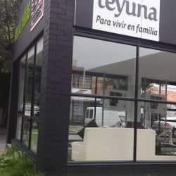 Teyuna en Bogotá