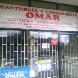 Sastrería y Lavanderia Omar en Bogotá