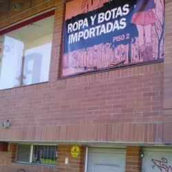 Ropa y Botas Importadas Dajoa en Bogotá