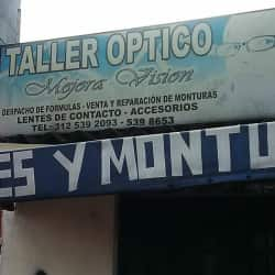 Taller Óptico Mejora Visión en Bogotá