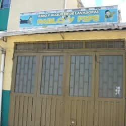 Aseo y Alquiler de Lavadoras Pablo y Pipe en Bogotá