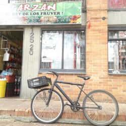 Tarzán en Bogotá