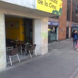 Empanadas De La Cima Carrera 15 con 72 en Bogotá