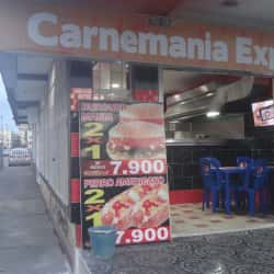 Carnemania Express  en Bogotá