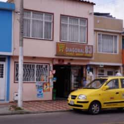Tienda Diagonal 83 con 82 en Bogotá