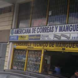 Americana de Correas Paloquemao en Bogotá