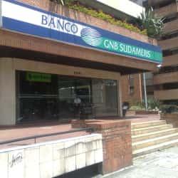 Banco GNB Sudameris Calle 100 en Bogotá
