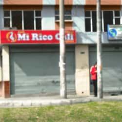 Asadero Mi Rico Cali en Bogotá