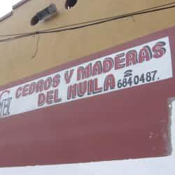 Cedros y Maderas Del Huila en Bogotá