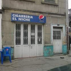 Cigarrería El Gran Niche en Bogotá