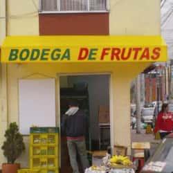 Bodega de Frutas en Bogotá